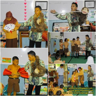 Edutainment Magic di SDN Ploso 1 bersama Kak Windy Citra Negara 2