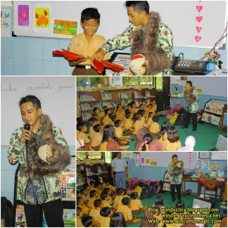 Edutainment Magic di SDN Ploso 1 bersama Kak Windy Citra Negara 3