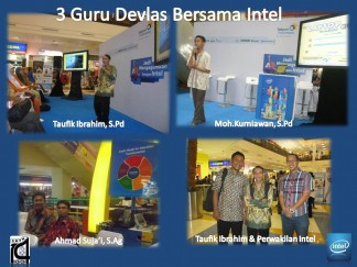Pembicara di Intel Education