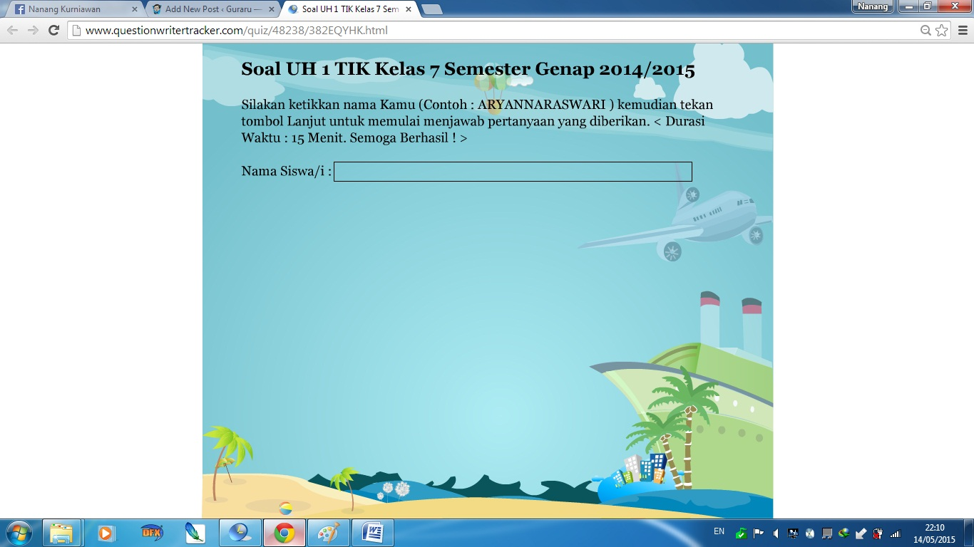 Kisi Kisi Soal Cpns Tkd Tkb Dan Try Out Cat Download Lengkap