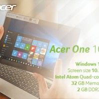 Acer One 10 ADS-guraru